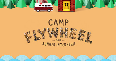 Camp Flywheel - Summer Internship Program