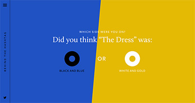 Behind The Hashtag: #TheDress