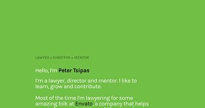 Peter Tsipas