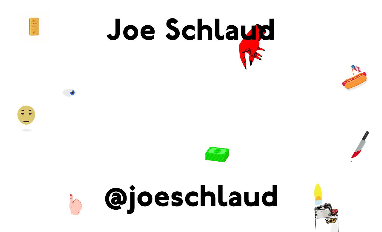 Joe Schlaud Big Screenshot