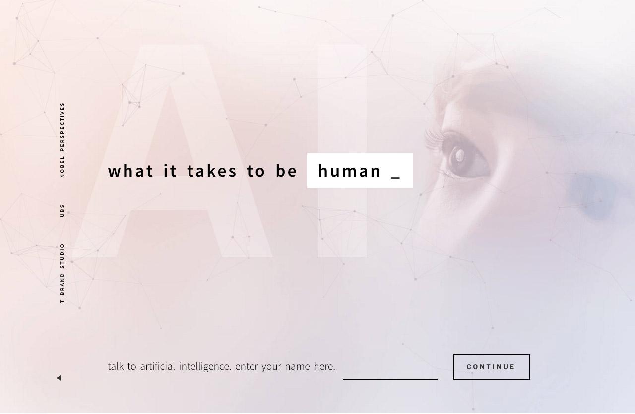 AI: What It Takes to Be Human Big Screenshot