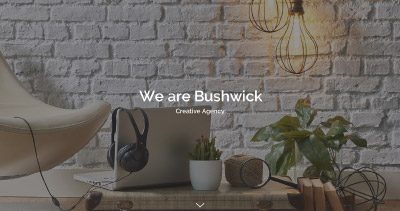 Bushwick Lightweight WP Theme