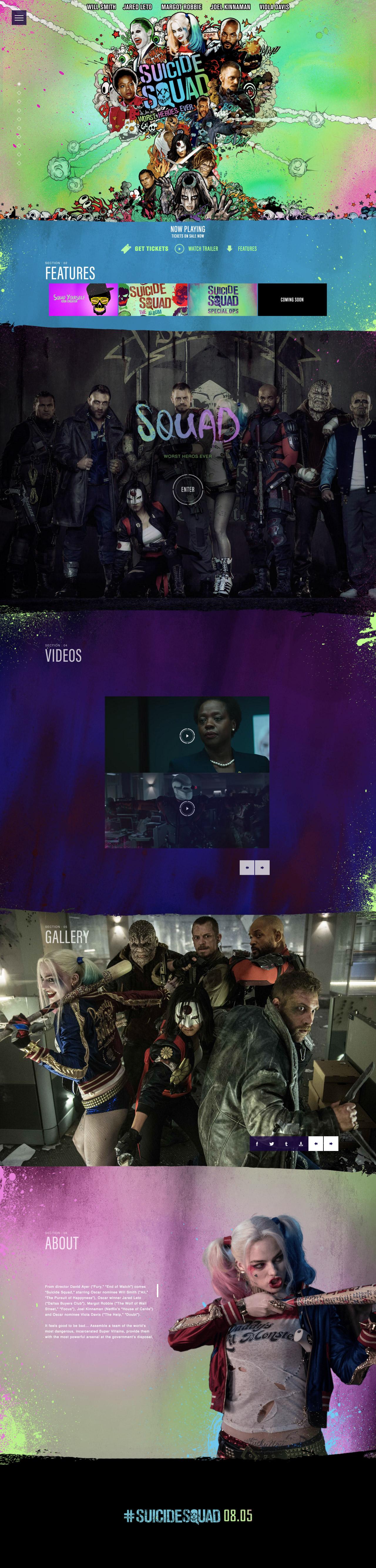 Suicide Squad Big Screenshot