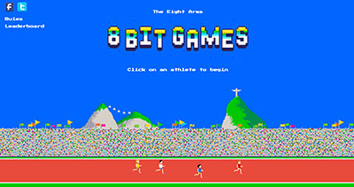 The Eight Arms 8-bit Games