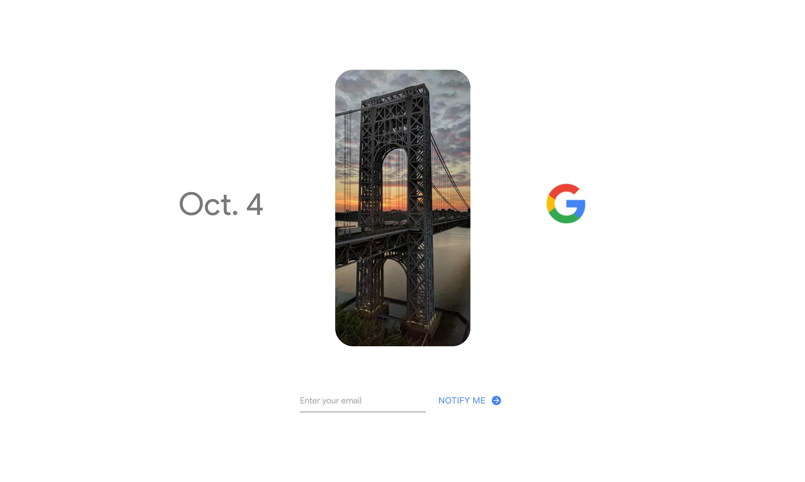 Oct. 4 – Google Big Screenshot