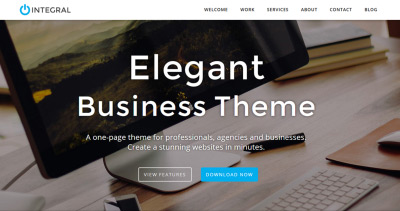 Integral Wordpress Theme