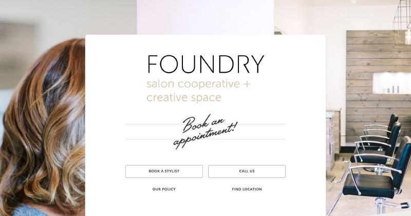 Foundry Salon