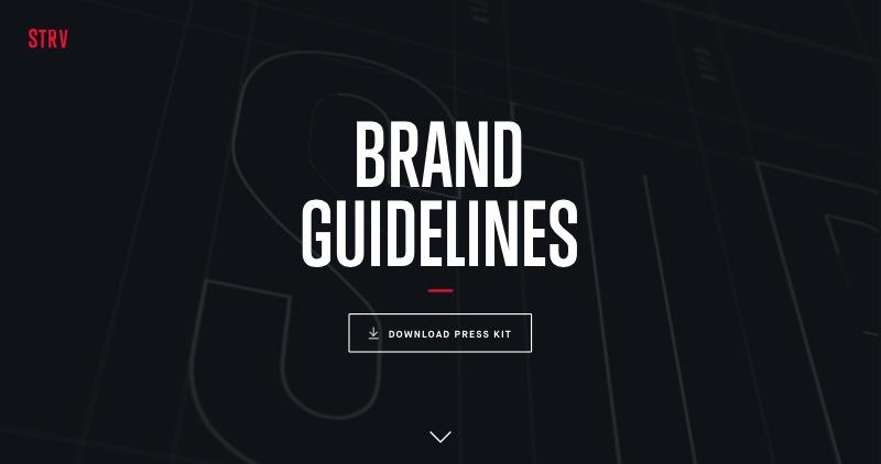 STRV Brand Guidelines