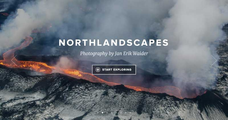 Northlandscapes – Photography by Jan Erik Waider