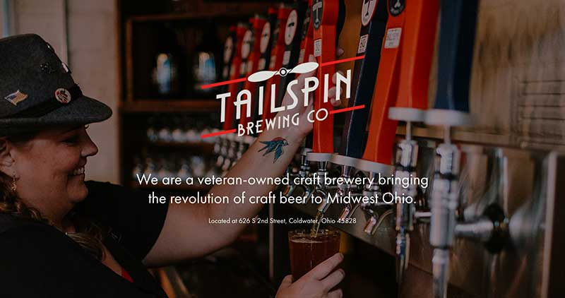 Tailspin Brewing Co.