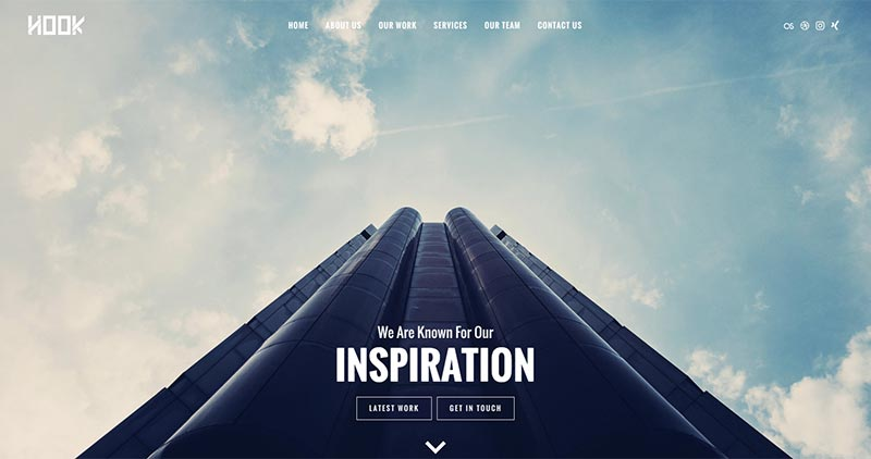 Hook - Superior WordPress Theme