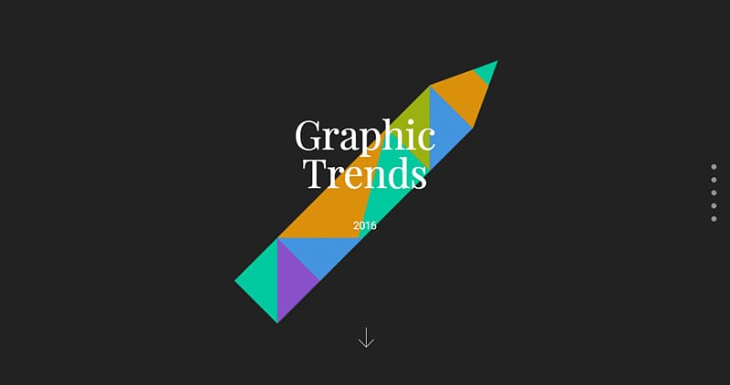 Graphic Trends 2016