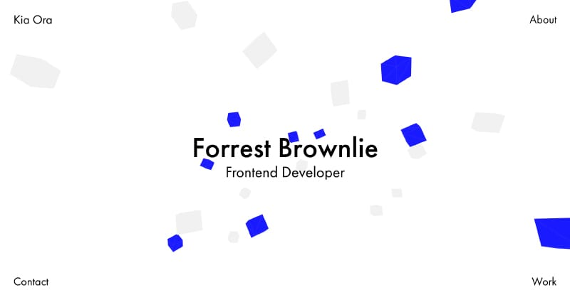 Forrest Brownlie