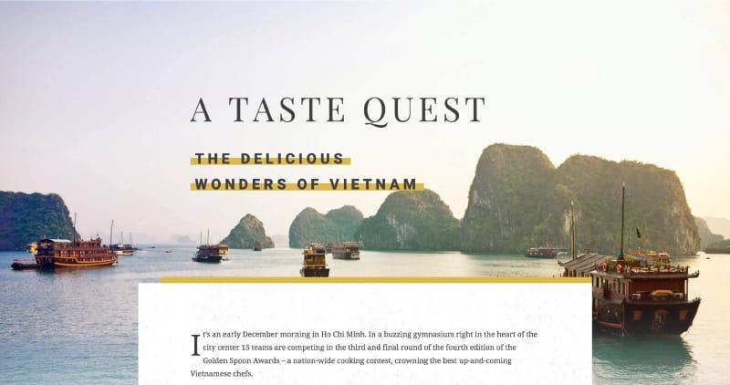 A Taste Quest