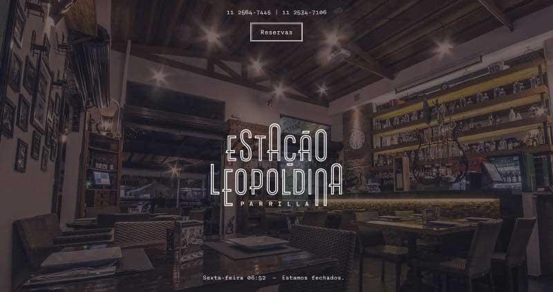 Estação Leopoldina