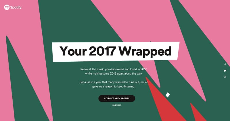 Your 2017 Wrapped