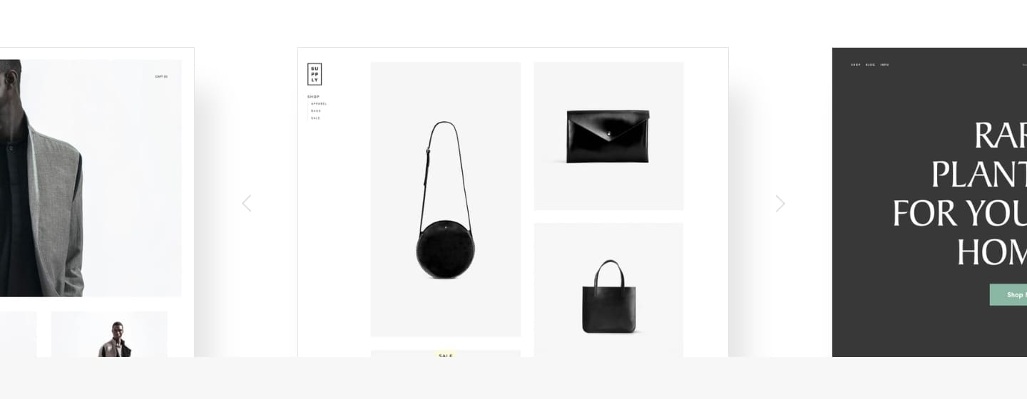 Squarespace Commerce Tools