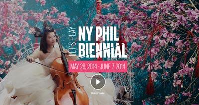 New York Philharmonic Biennial