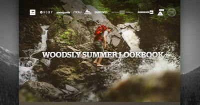 Woodsly.com Summer 2014 Lookbook