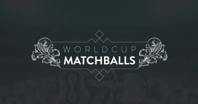 World Cup Match Balls