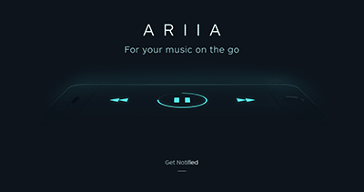 A R I I A - For your music on the go