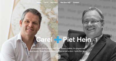 Carel + Piet-Hein