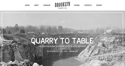 Quarry to Table