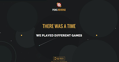 Pong reverse - challenge yourself