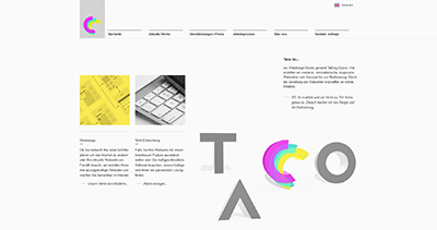 Talking Colors Web Design Studio