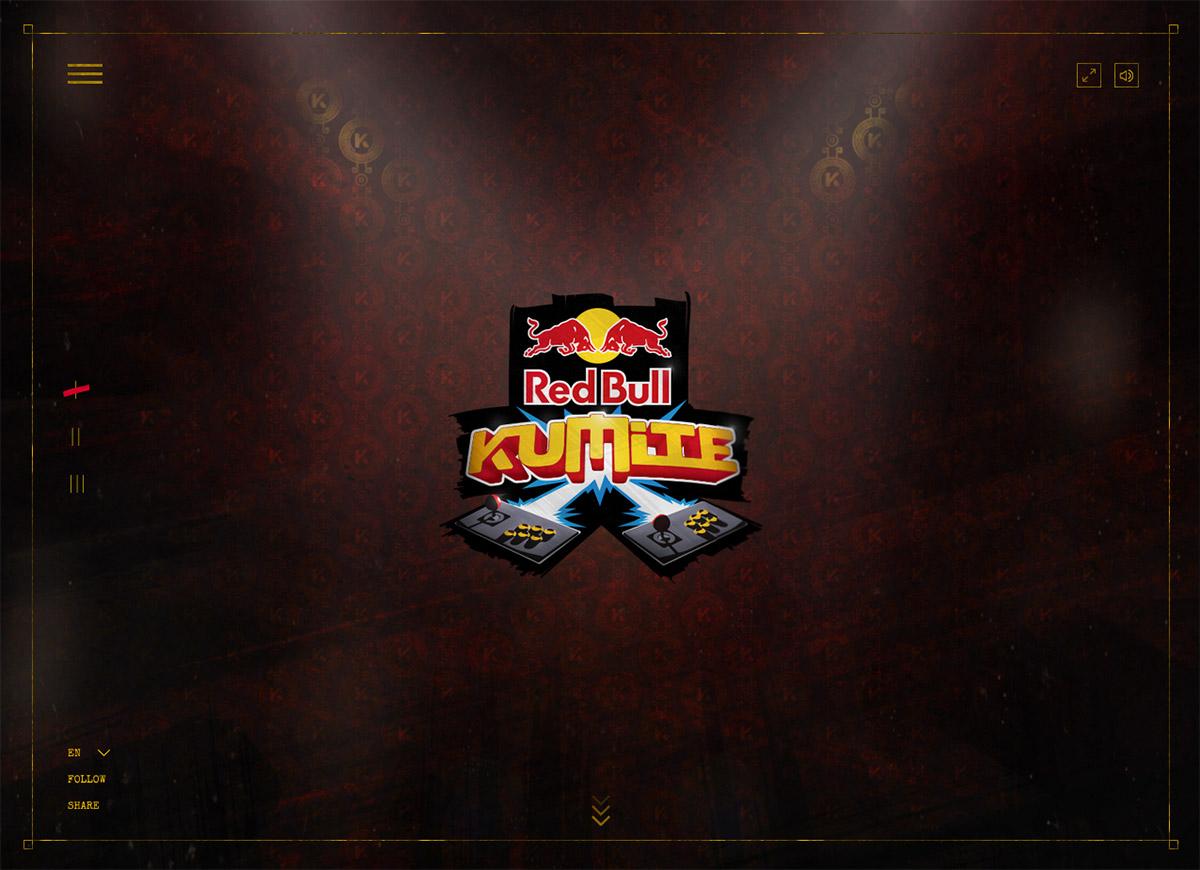 Red Bull Kumite Big Screenshot