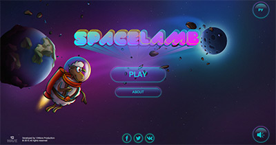 SpaceLamb Game