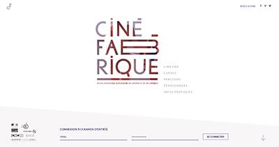 La Ciné Fabrique