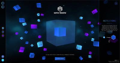 Sonic Blocks