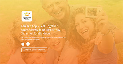 familee App – Mobile Guidance for Kids and Parents