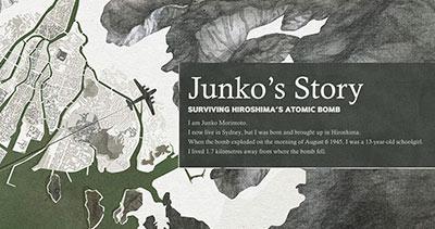 Junko's Story: Surviving Hiroshima's Atomic Bomb