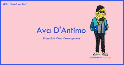 Ava D'Antimo