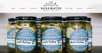 Rosewater Market & Take Away