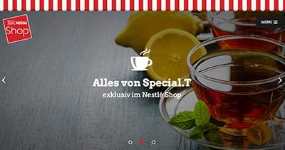 Nestlé Shop Wien