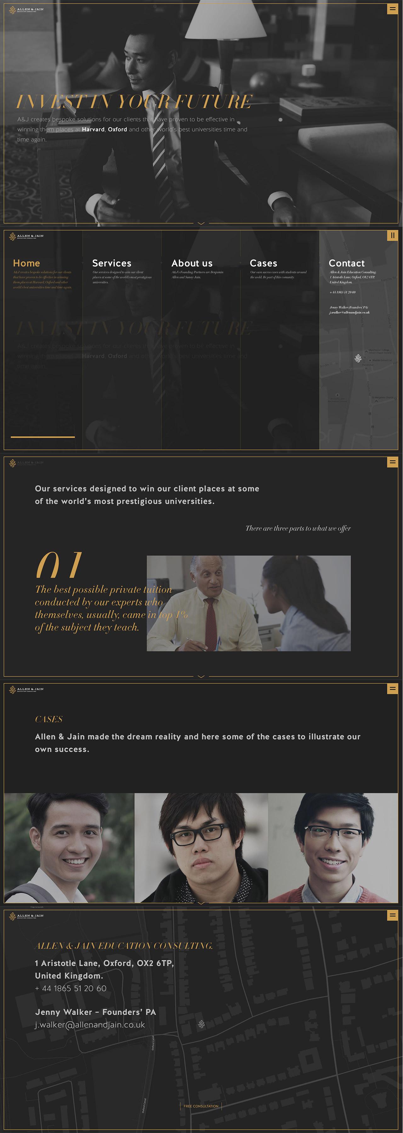 Allen & Jain Big Screenshot