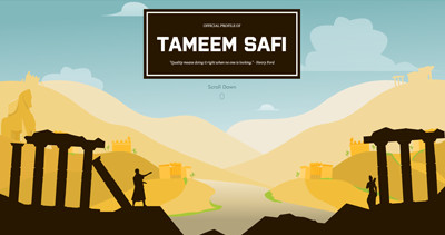 Tameem Safi - Official Website
