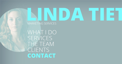 Linda Tietje. Marketing Services.