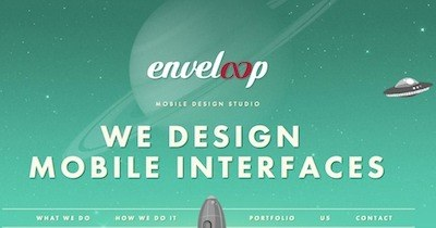 Enveloop - Mobile Design Studio