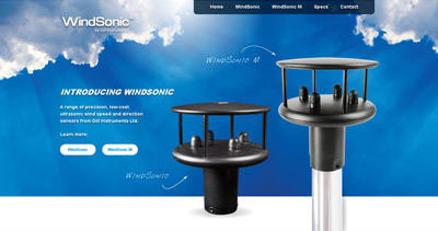 WindSonic Wind Sensor