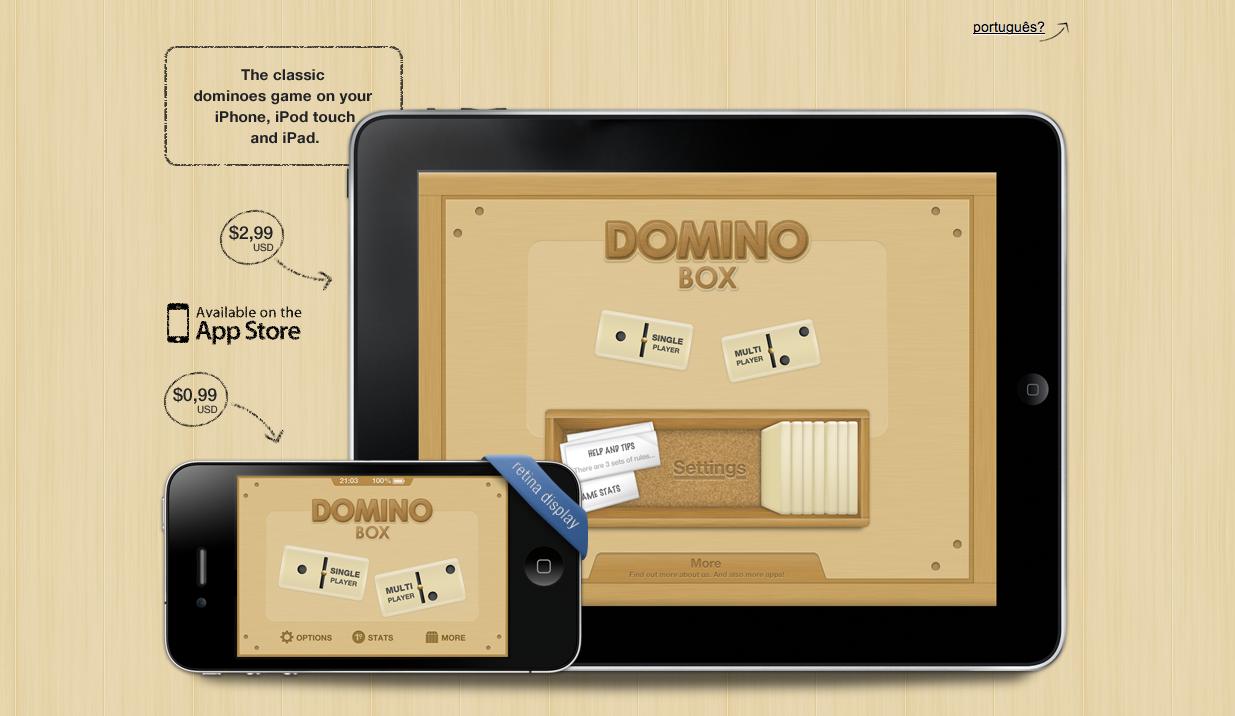 Domino Box Big Screenshot
