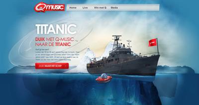 q-music titanic