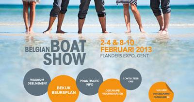 Belgian Boat Show 2013