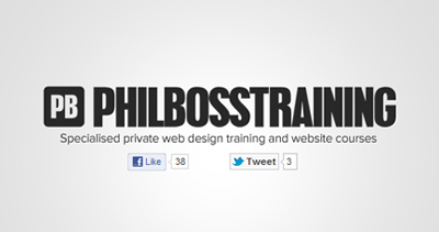 Philboss Web Training