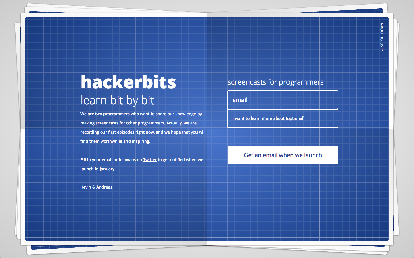 Hackerbits Big Screenshot