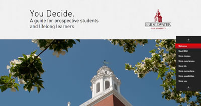 You Decide. | Bridgewater State University