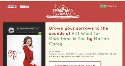Christmas Jams
